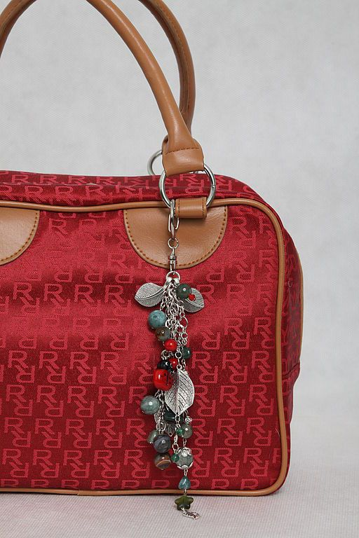 Подвеска для сумки своими руками 731
