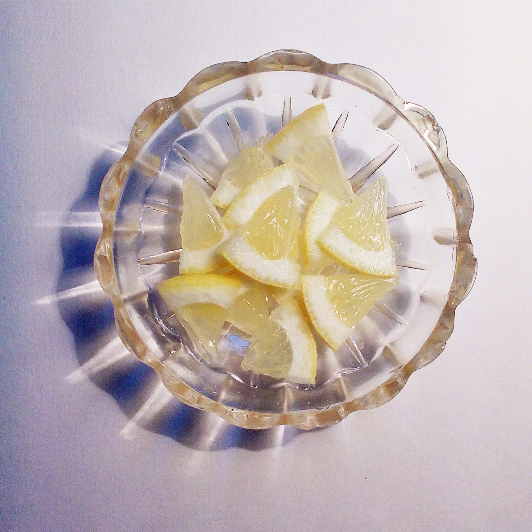 Лимонные дольки рецепт с фото пошагово - nu 90